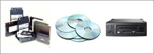 光記錄電子資訊媒體保存防潮,CD,DVD,BD,磁帶
