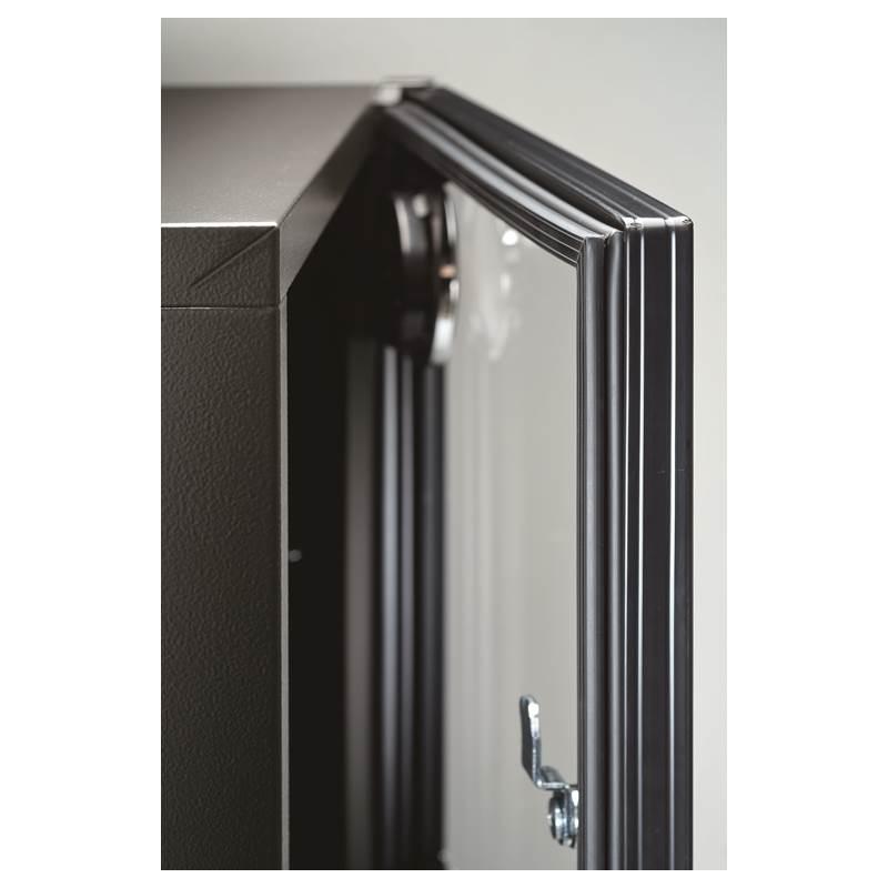 防潮箱, 高度氣密櫃體設計